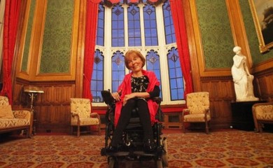 Baroness Campbell