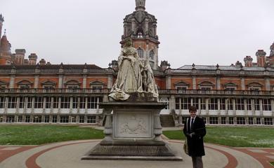 Surveying Royal Holloway University
