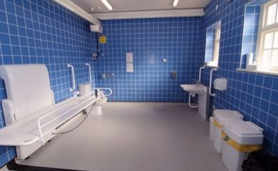 Government acts on Changing Places call