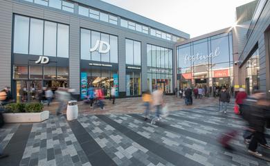 Festival Place Shopping Centre