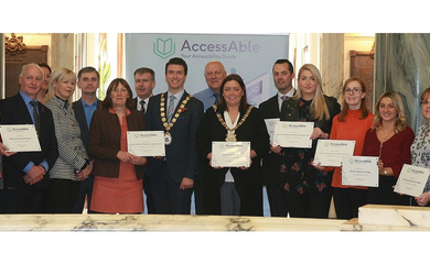 AccessAble Northern Ireland Launch Event