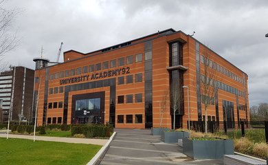 UA92 Campus in Old Trafford