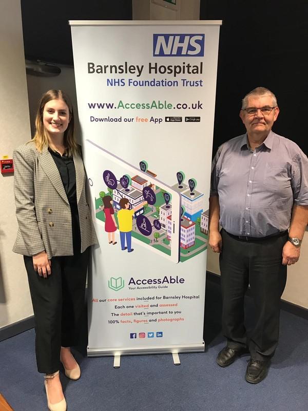 Barnsley NHS Launch