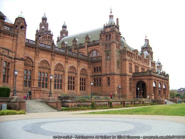 Kelvingrove Art Gallery & Museum