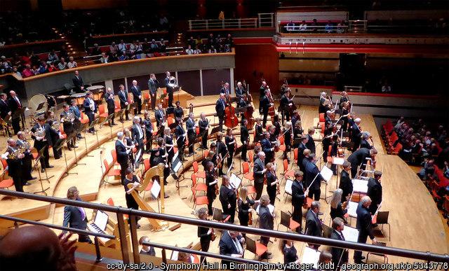 CBSO (City of Birmingham Symphony Orchestra) Centre