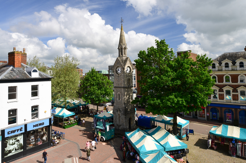 Aylesbury Market Square