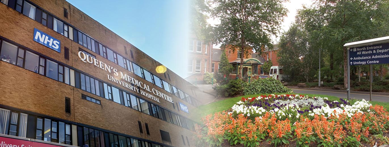 Nottingham University Hospitals NHS Trust | AccessAble